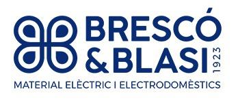Logo BRESCÓ Y BLASI, S.A.